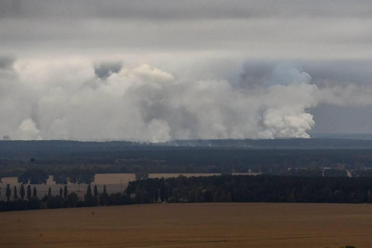 В Ічні зрослаінтенсивність вибухів: в Міноборони назвали причину