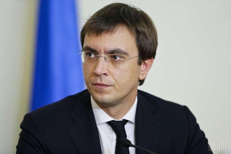 Міністр Омелян заявив, що планує стати політиком