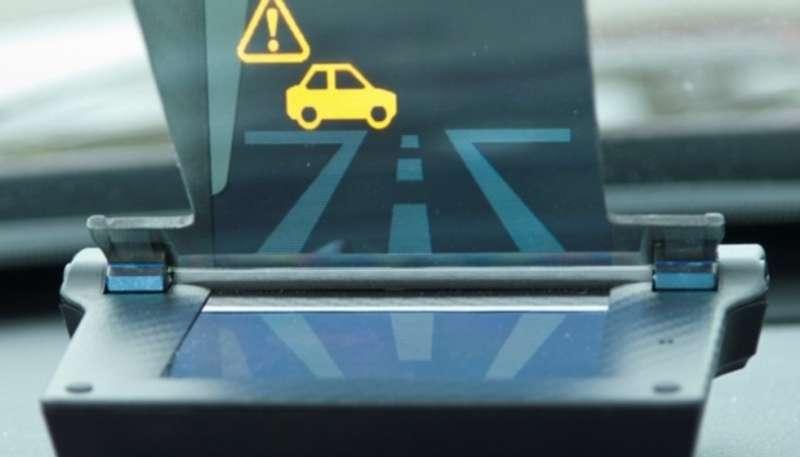 Honda розробила розумне перехрестя, що попереджає про пішоходів за 100 метрів