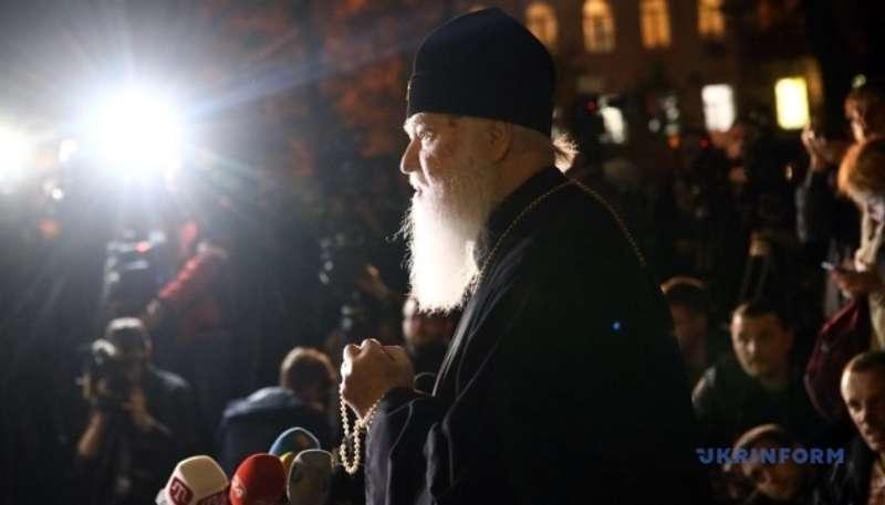 Філарет розповів про мовну політику нової Помісної церкви