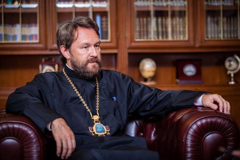 РПЦ була змушена порвати з Константинополем через Томос для України, -митрополит Іларіон