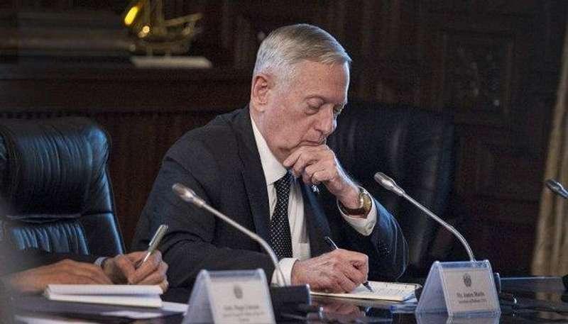 Трамп не виключає, що міністр оборони США може залишити свою посаду