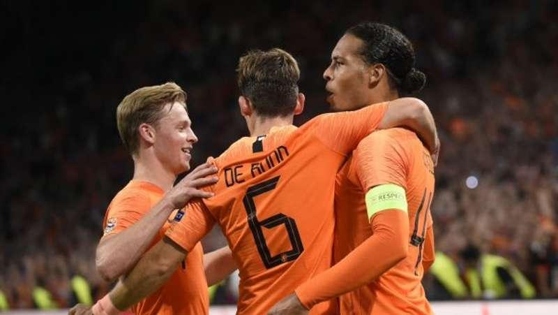 Голландці розгромили Німеччину у Лізі націй: відео голів
