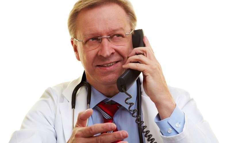 Діагнози телефоном, або Медична реформа по-українськи