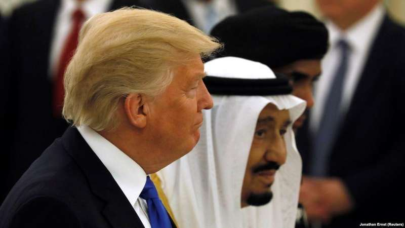 Саудівська Аравія заявила, що дасть рішучу відповідь у разі застосування проти неї санкцій