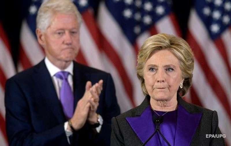 Гілларі Клінтон висловилася про дії чоловіка після скандалу через Левінські