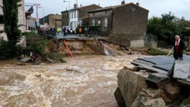 Від повені у Франції загинуло 13 людей