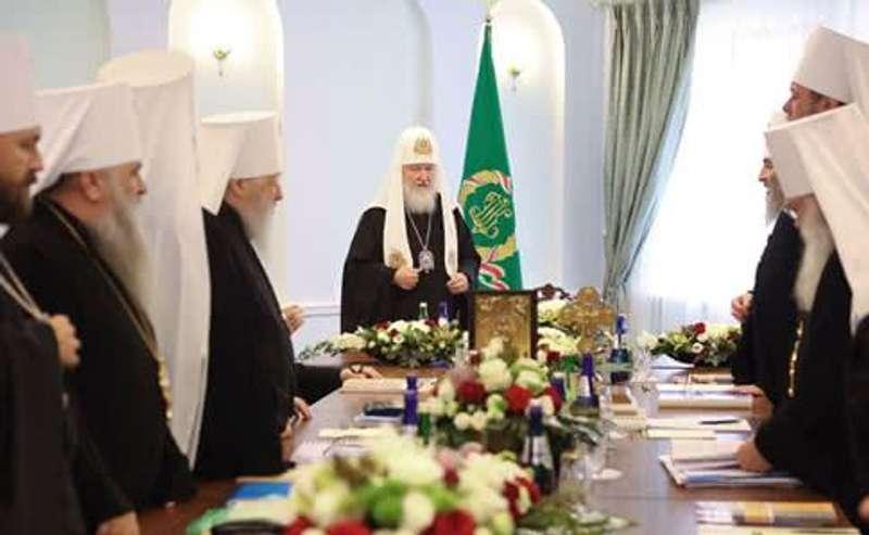 Російська православна церква розриває усі стосунки зі Вселенським патріархатом