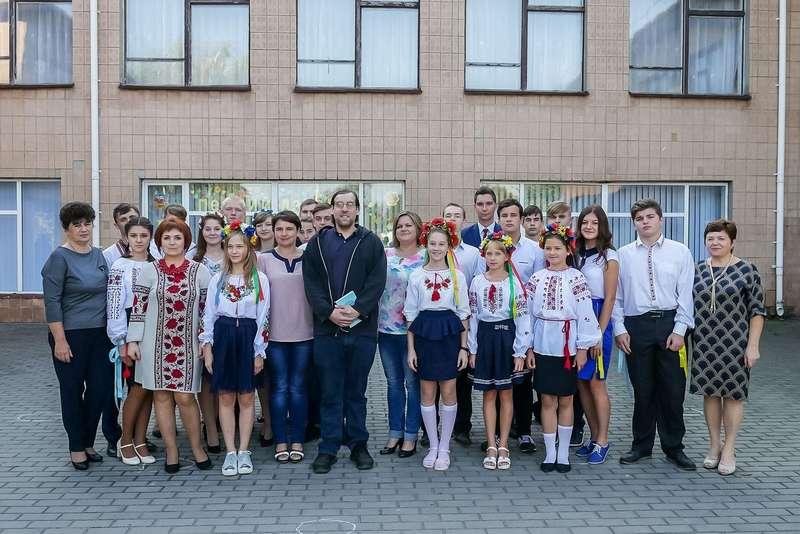 Освіта по-українськи: враження американця Майкла