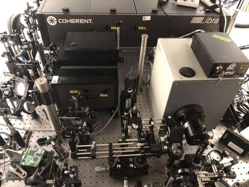 Канадські винахідники створили найшвидшу у світі камеру