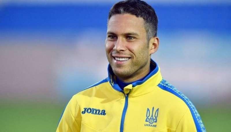 Найкращим футболістом збірної України виявився бразилець