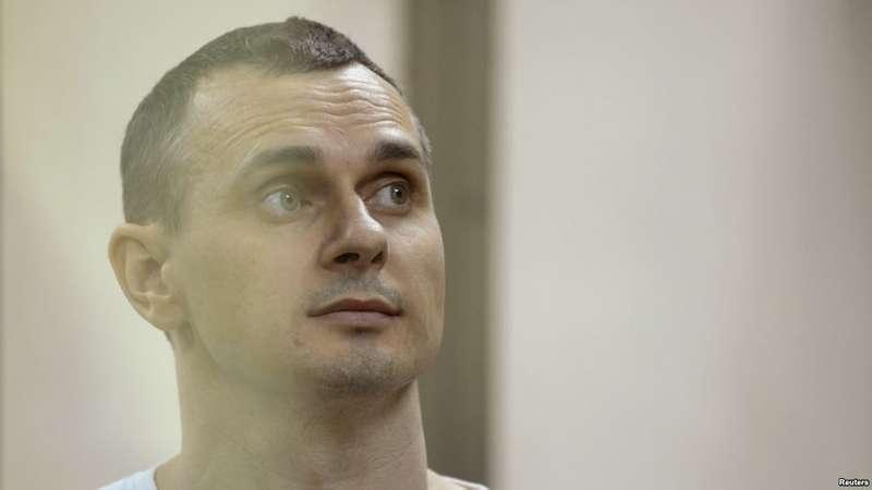 Російські тюремники заперечують, що Сенцов у реанімації