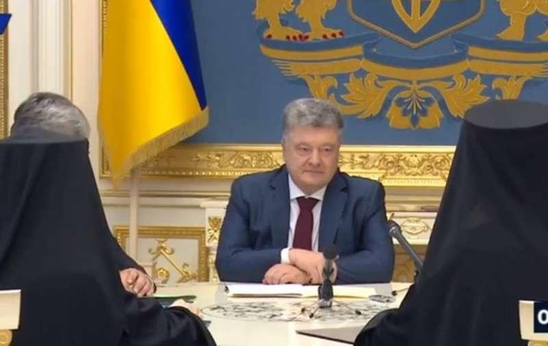 Порошенко прокоментував рішення Синоду РПЦ