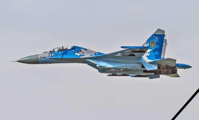 Пілоти винищувача СУ-27 відводили падаючий літак від житлових будинків, - очевидці