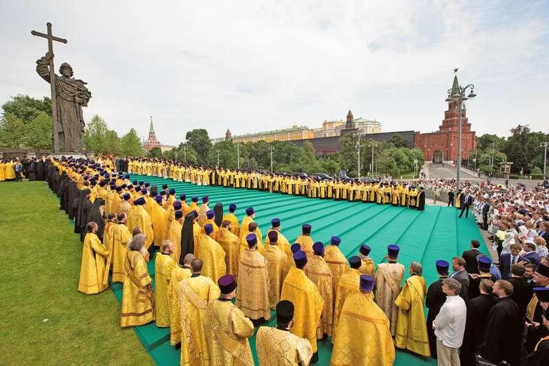 Міфи про Російську Церкву