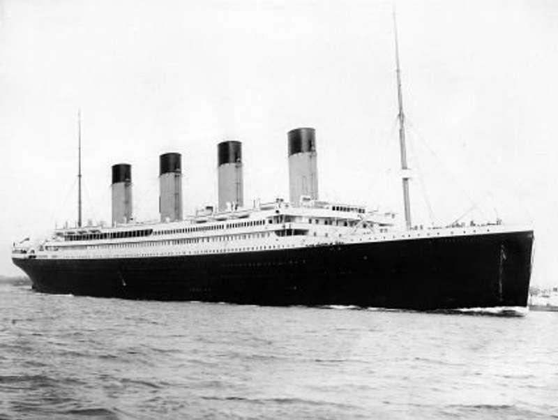 Квитки на перший рейс точної копії Титаніка вже можна купити онлайн