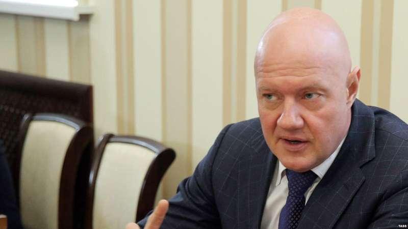 У Москві затримали так званого віце-прем'єра окупованого Криму