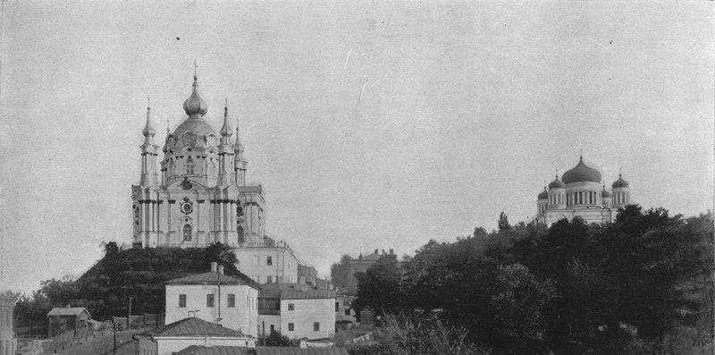 Унікальна Андріївська церква: за що ми цінуємо пам'ятку, яку передали Константинополю
