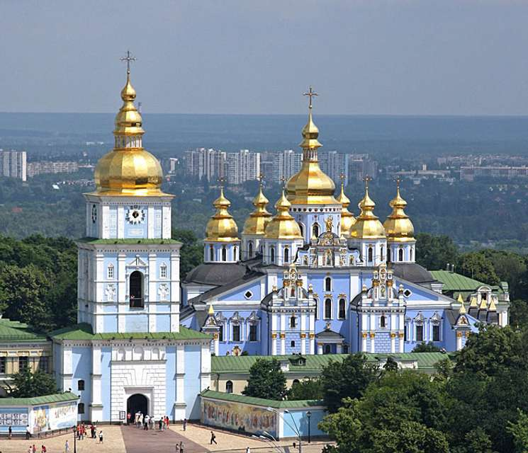 Михайлівському Золотоверхому собору - 905! 10 найцікавіших фактів з історії