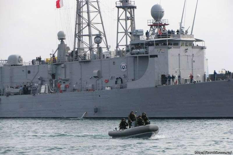 США запропонували передати ВМС України сучасні фрегати