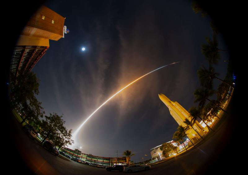Космічний апарат вирушив на дослідження таємниць найближчої до Сонця планети