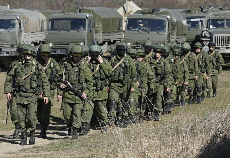 Перед анексією Криму російським військовим достроково виплатили гроші