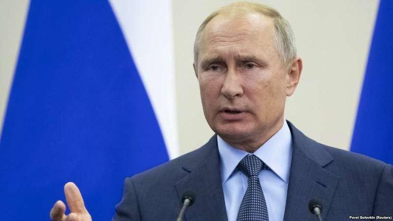Путін підписав указ про санкції щодо України