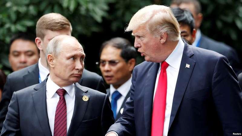 Путін хоче зустрітися з Трампом через недружні дії США