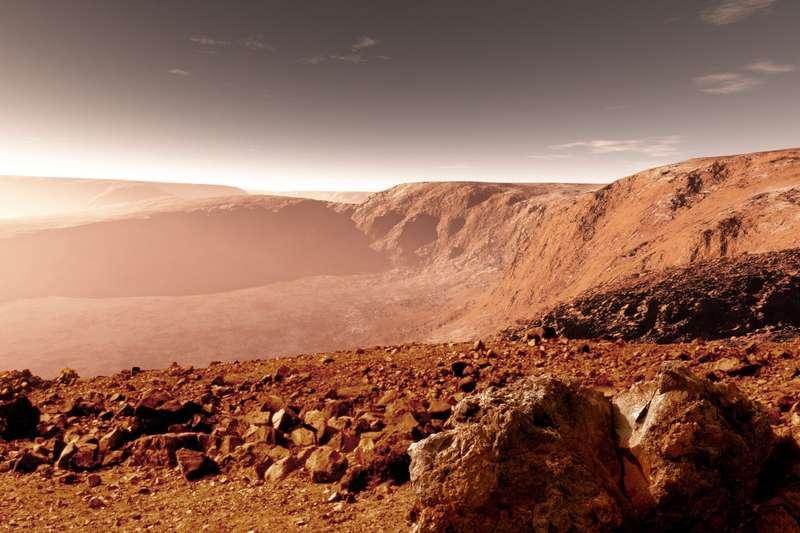 Вчені припустили, які форми життя можуть існувати на Марсі
