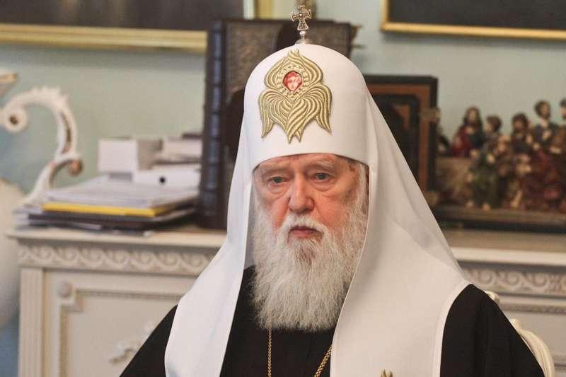 Філарет назвав імена двох архієреївМП, які не побоялися просити Томос для України