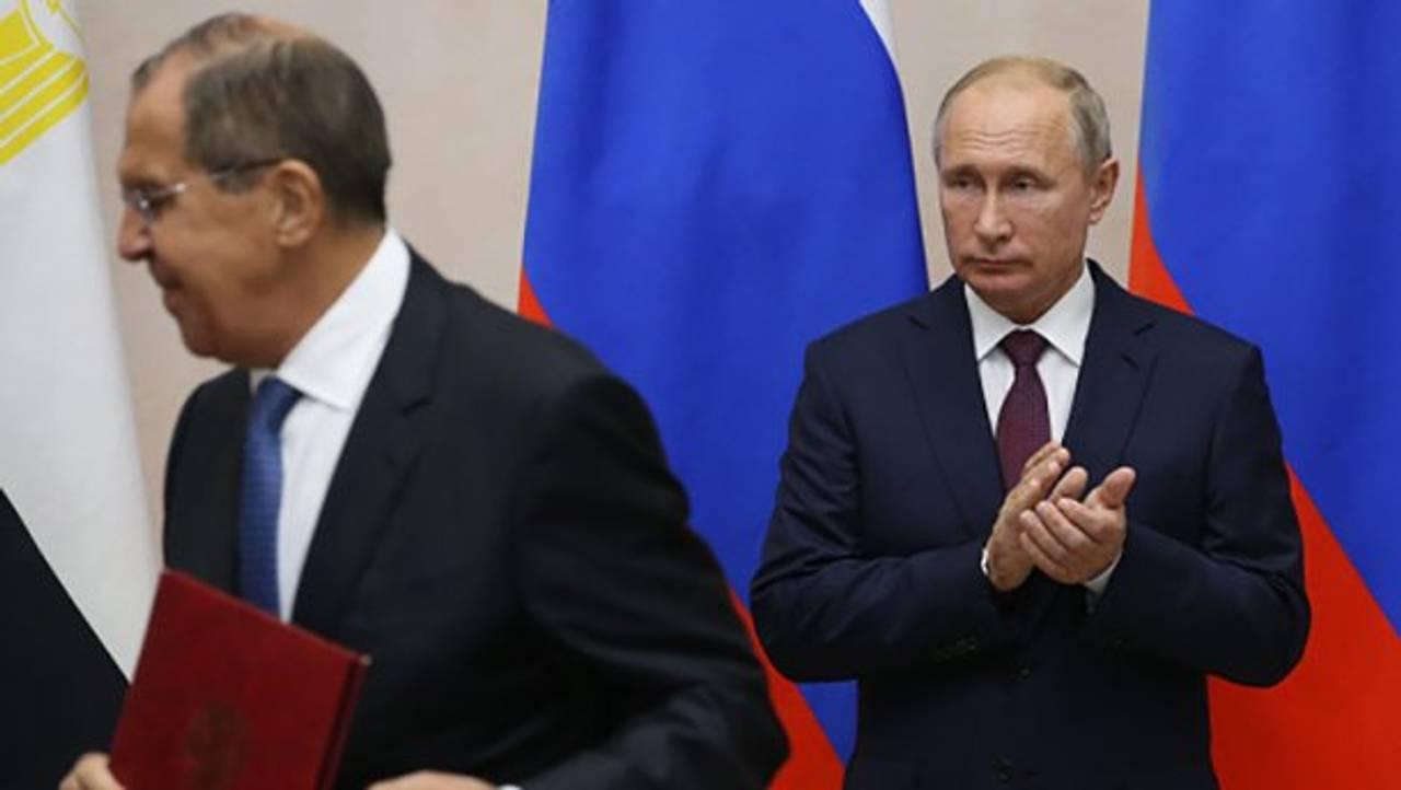 Лавров пов'язує головну загрозу Росії із законом про Україну