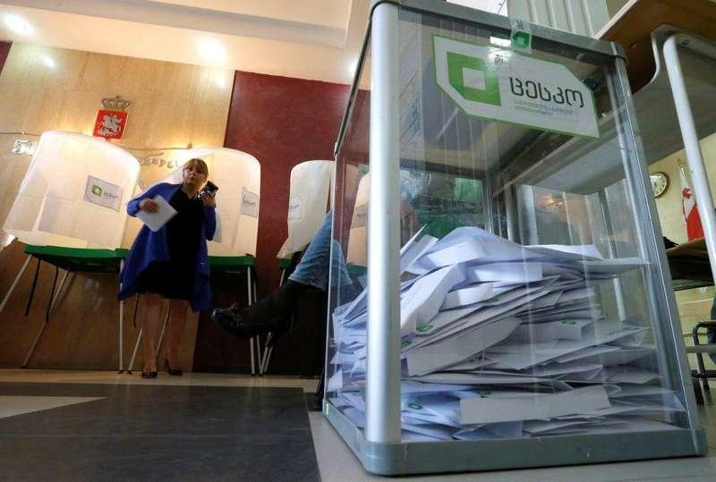 Вибори президента у Грузії: з'явилися результати екзит-полів