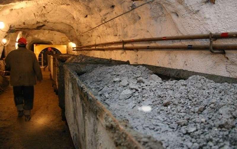 Через акцію протесту гірників у Лисичанську зупинилися всі шахти