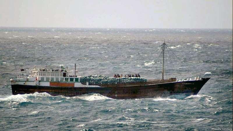 З піратського полону звільнили українського моряка