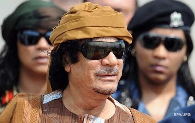 Хтось вкрав мільярди із заморожених рахунків Каддафі