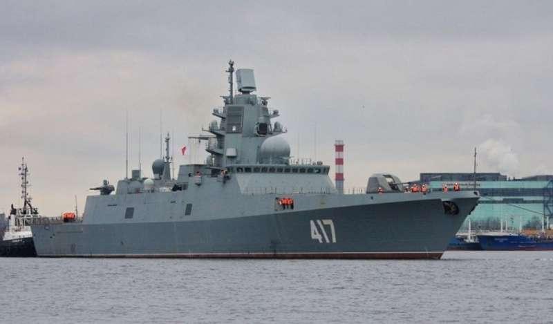 Командувач ВМС припускає можливе загострення ситуації в Азовському морі