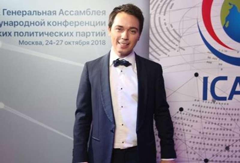Російський співак Газманов отримав медаль за участь у війні в Сирії