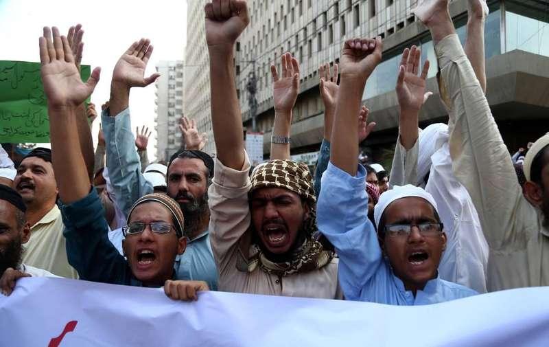 У Пакистані протестують проти скасування смертної кари для жінки-християнки