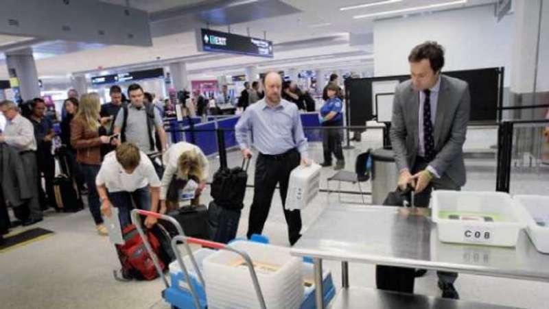 В аеропортах ЄС пасажирів перевірятиме штучний інтелект
