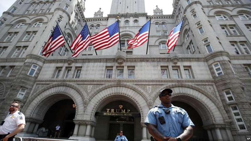 Суд з'ясовує, чи не впливають на Трампа іноземні посадовці через його готельний бізнес