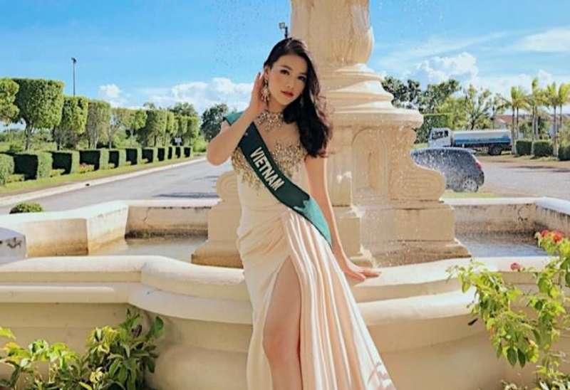 Найкрасивішою на планеті визнали дівчину з В'єтнаму