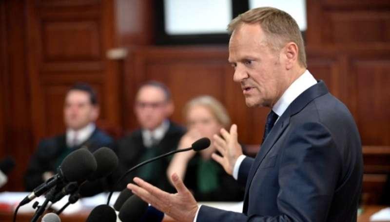 Президента Європейської ради допитують у справі фінансової піраміди