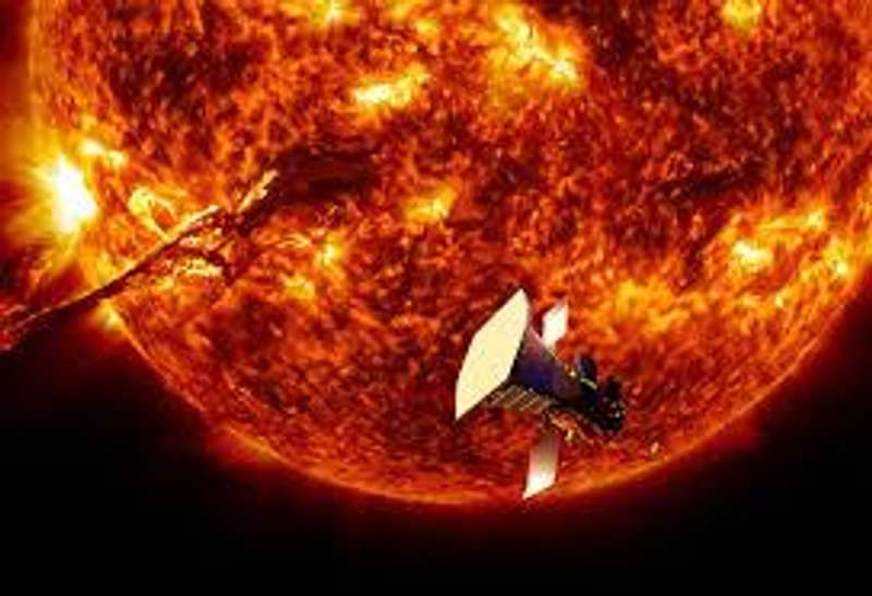 Через кілька годин апаратSolar Parker Prob наблизиться до Сонця на максимально можливу відстань