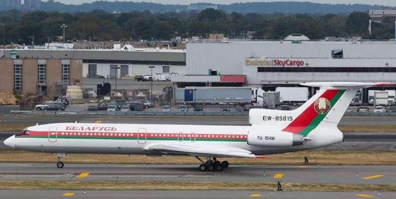 У Білорусі продають президентський літак: можна торгуватися
