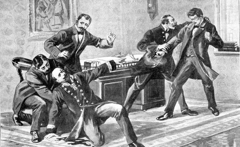 Кримінальні хроніки минулого: зухвалавтеча убивці графа Потоцького
