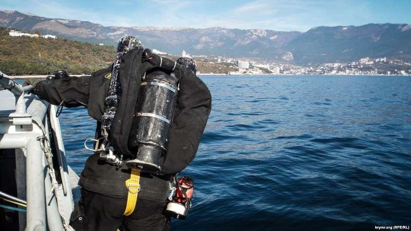 На побережжі окупованого Криму знайшли стару 5-метрову торпеду