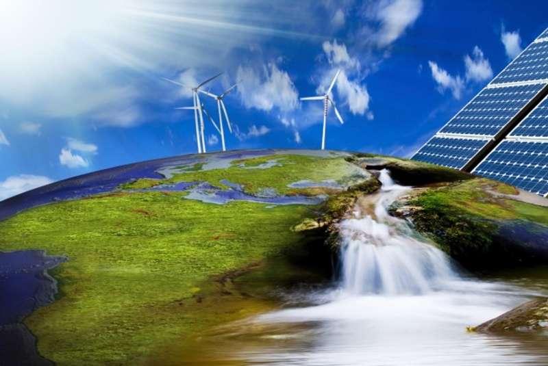 Британія перестає коптити небо і переходить на енергію сонця та вітру