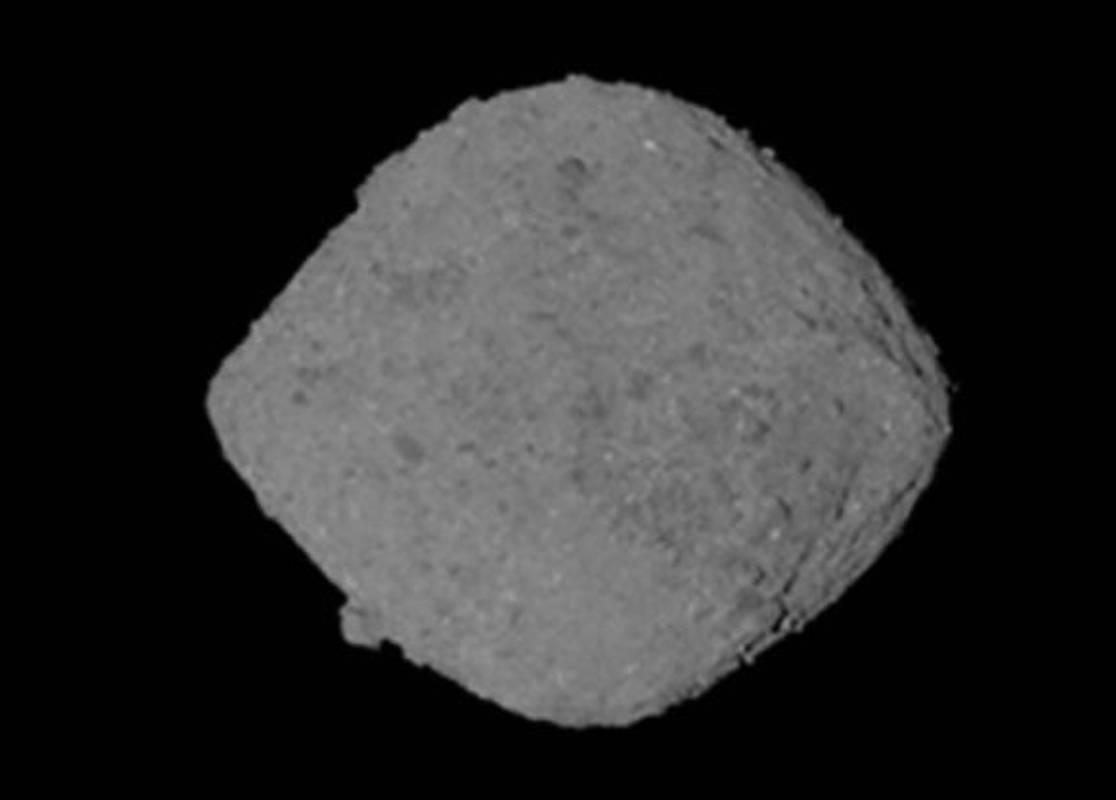 Космічний зонд вперше передав повне зображення панорами астероїда (відео)
