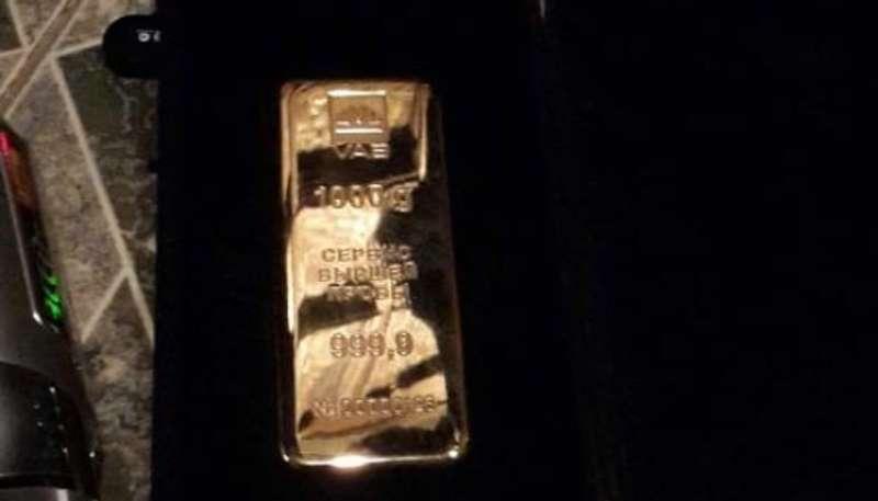 СБУ знайшла у Бережної лист на ім'я Лаврова та кілограм золота