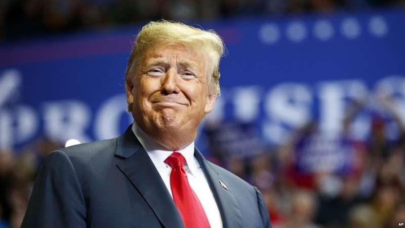 Трамп вважає, що республіканці перемогли на виборах до Конгресу США завдяки його чарівності